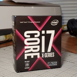 I7 7820x CPU for Sale in Portland, OR