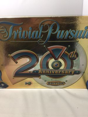 Trivial Pursuit 20th Anniversary for Sale in San Diego, CA
