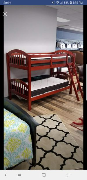 NEW STACKABLE BUNK BED for Sale in Charleston, SC