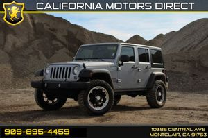 2017 Jeep Wrangler Unlimited for Sale in Montclair, CA