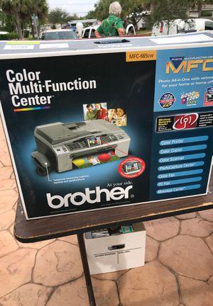 Brother all in one color printer for Sale in Palmetto Bay, FL