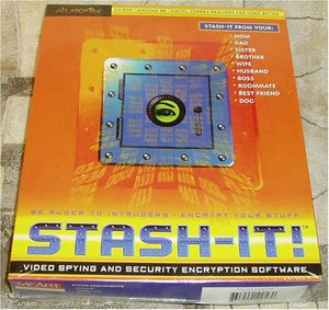 Stash-It Video Spying and Security Encryption Software for Sale in Etiwanda, CA