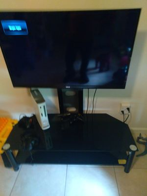 TV with tv stand for Sale in Houston, TX