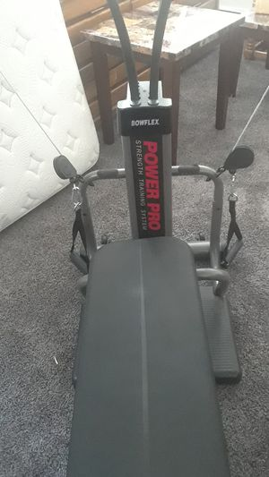 Power pro Bowflex for Sale in Dickinson, ND