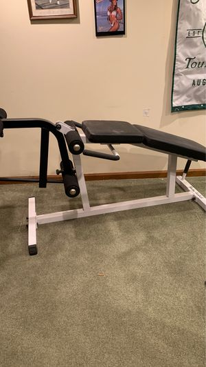 Body solid leg developer for Sale in Bartlett, IL