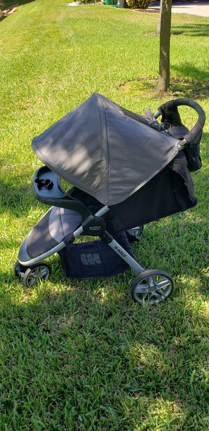 2018 Britax B-Agile Stroller Charcoal/black for Sale in St. Petersburg, FL