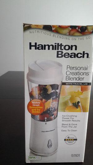 Hamilton Beach Personal Blender. for Sale in Bonney Lake, WA