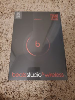 Beats Studio 3 Wireless Decade Collection for Sale in Los Angeles, CA