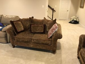 Sofa and Love Seat for sale for Sale in Chantilly, VA