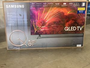 "Samsung QN65Q8FN FLAT 65"" QLED 4K UHD 8 Series Smart TV 2018 for Sale in Downey, CA"