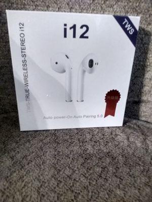 i12 Bluetooth Headphones for Sale in Petersburg, VA