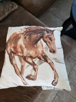 Pottery Barn Pillow for Sale in St. Augustine, FL