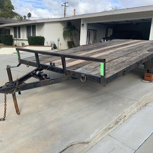 100 Inch Wide Trailer for Sale in Fullerton, CA