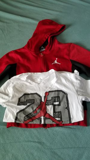 Original Jordan shirt and jacket for Sale in Silver Spring, MD