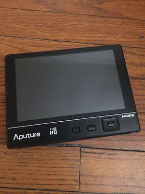 Aputure Fine HD DSLR Monitor for Sale in Philadelphia, PA