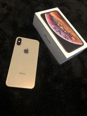 iPhone XS 64 gb for Sale in Sugar Hill, GA