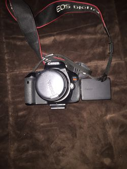 Cannon t3i bundle for Sale in Los Angeles,  CA