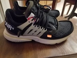 off white nike presto size 8.5 for Sale in Lake Park, FL