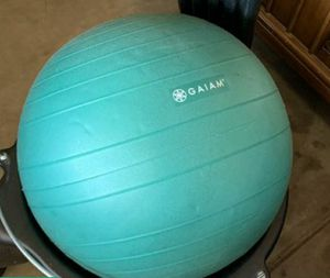 Exercise ball for Sale in Glendale, AZ