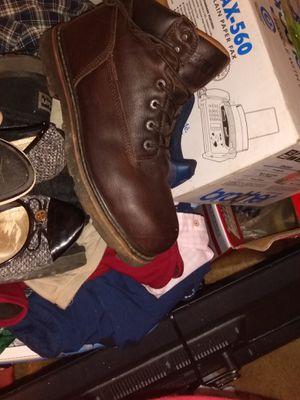 Good work boots never worn for Sale in Jonesboro, GA