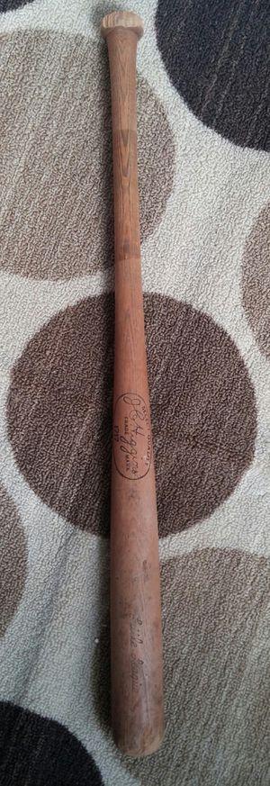 Vintage J. C. Higgins #1717 Wooden Little League baseball bat for Sale in Gaithersburg, MD