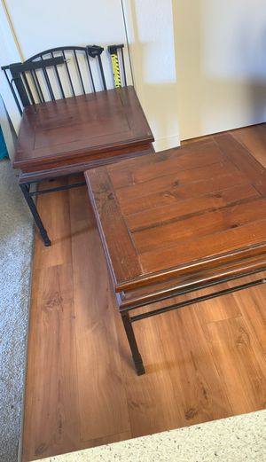 End tables for Sale in Sacramento, CA