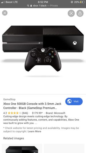 Xbox 1 for Sale in Tallahassee, FL