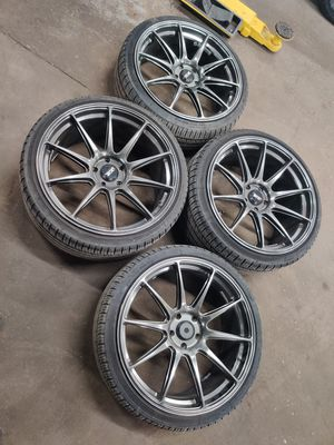 "20"" Xxr 527 staggered 20x8.5/20x10 /5x114 for Sale in Riverdale, MD"