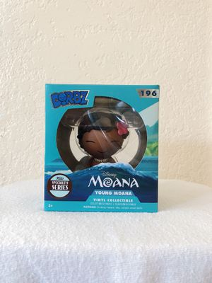 Funko Dorbz Young Moana #196 Disney Moana for Sale in Milpitas, CA
