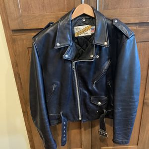 Leather Motorcycle Jacket for Sale in Roseville, CA