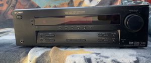 Sony stereo receiver $$$ 70 dlls for Sale in Waco, TX