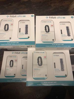 Fitbit Alta HR (Small) Gift Set (Brand New) for Sale in Hampton, VA