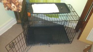 Dog crate large for Sale in Detroit, MI
