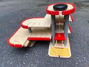 Plan Toys Wooden Parking Garage for Sale in Waynesboro, VA