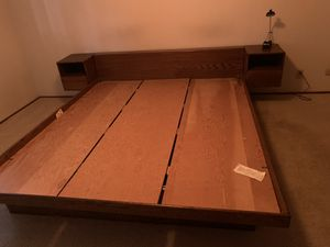 Cal King Bed Frame for Sale in Clayton, CA