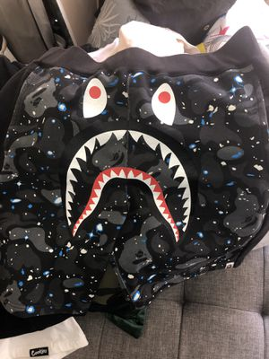 Space Camo Bape Shorts Size XL for Sale in San Francisco, CA