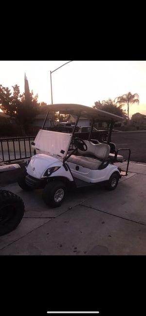 2011 Yamaha drive golf cart for Sale in Modesto, CA