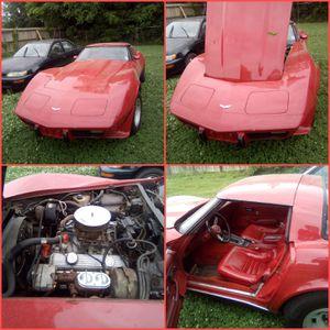 79' Corvette for Sale in Meridian, MS