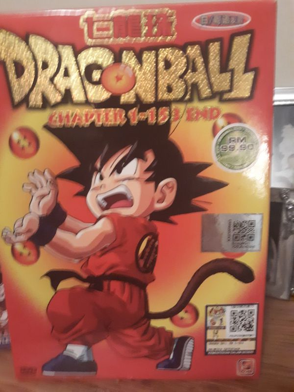 Dragonball z Super all 5 boxes