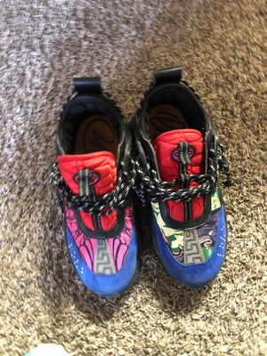 Versace chain reactions size 44 barley worn no box price firm for Sale in Washington, DC