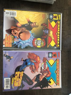 Marvel Comics Mutant X for Sale in San Leandro, CA