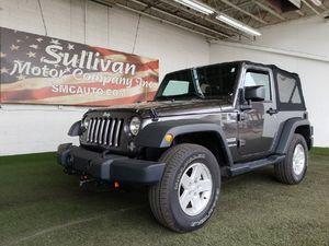 2017 Jeep Wrangler for Sale in Mesa, AZ