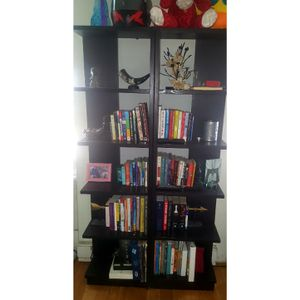 [2] Dark Wood Bookshelves for Sale in Philadelphia, PA