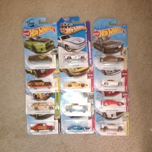 Hot Wheels LOT of 12 Nissans/Datsuns for Sale in Fort Worth, TX