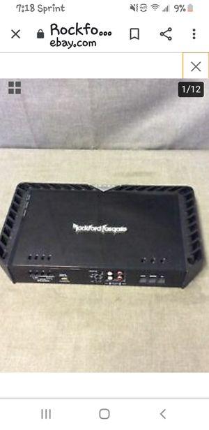 Rockford fosgate T600.2BD for Sale in Phoenix, AZ