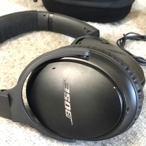 BOSE Quiet Comfort 35 for Sale in Hanford, CA