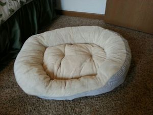 Cat or dog bed like new only used twice for Sale in Saint Joseph, MO