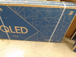 """55"""" Samsung Qled Q90T 4K UHD hdr hdr full array smart TVs 2.1 hdmi 2020 for Sale in Long Beach, CA"""