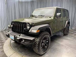 2021 Jeep Wrangler for Sale in Fife, WA