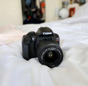 Canon EOS Rebel T6 DSLR Kit for Sale in Berkeley, CA